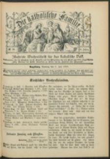 Die Katholische Familie. R. 6, no. 28 (1899)