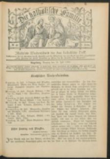 Die Katholische Familie. R. 6, no. 29 (1899)