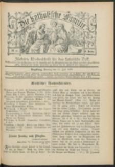 Die Katholische Familie. R. 6, no. 31 (1899)