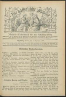 Die Katholische Familie. R. 6, no. 36 (1899)