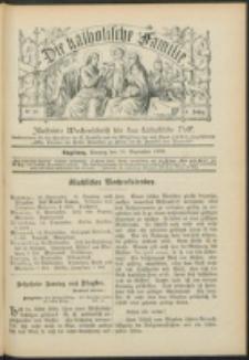 Die Katholische Familie. R. 6, no. 37 (1899)
