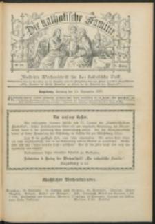 Die Katholische Familie. R. 6, no. 39 (1899)