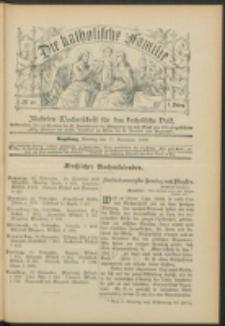 Die Katholische Familie. R. 6, no. 46 (1899)