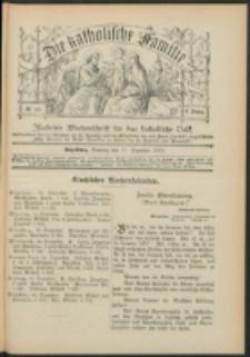 Die Katholische Familie. R. 6, no. 50 (1899)