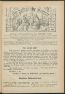 Die Katholische Familie. R. 6, no. 51 (1899)
