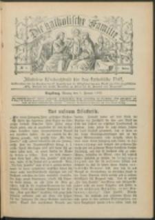 Die Katholische Familie. R. 7, no.1 (1900)