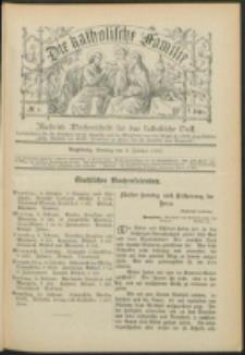 Die Katholische Familie. R. 7, no. 6 (1900)