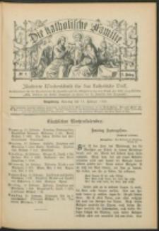 Die Katholische Familie. R. 7, no. 7 (1900)