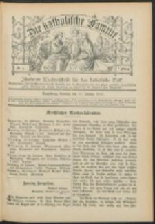 Die Katholische Familie. R. 7, no. 8 (1900)