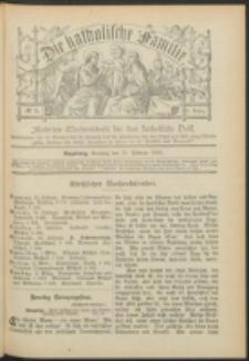 Die Katholische Familie. R. 7, no. 9 (1900)