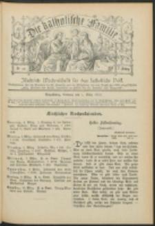 Die Katholische Familie. R. 7, no. 10 (1900)