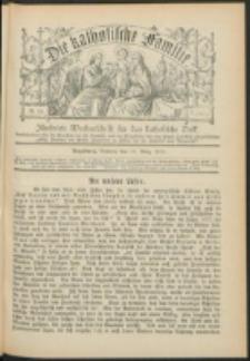 Die Katholische Familie. R. 7, no. 12 (1900)