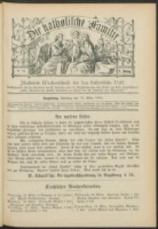 Die Katholische Familie. R. 7, no. 13 (1900)