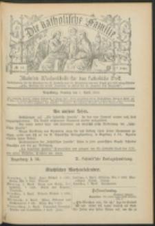 Die Katholische Familie. R. 7, no. 14 (1900)