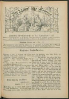 Die Katholische Familie. R. 7, no. 19 (1900)