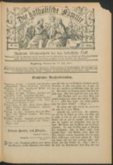Die Katholische Familie. R. 7, no. 30 (1900)