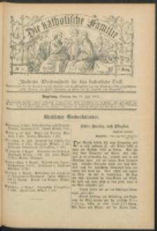 Die Katholische Familie. R. 7, no. 31 (1900)