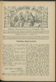 Die Katholische Familie. R. 7, no. 34 (1900)