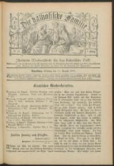 Die Katholische Familie. R. 7, no. 35 (1900)