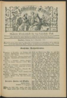 Die Katholische Familie. R. 7, no. 36 (1900)