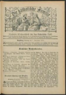 Die Katholische Familie. R. 7, no. 37 (1900)