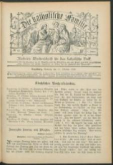 Die Katholische Familie. R. 7, no. 42 (1900)