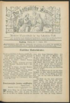 Die Katholische Familie. R. 7, no. 43 (1900)