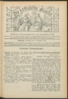 Die Katholische Familie. R. 7, no. 47 (1900)