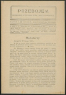 Przebojem. R. 1, z. 4 (1923)