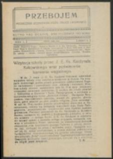 Przebojem. R. 1, z. 5 (1923)