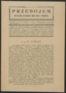 Przebojem. R. 1, z. 6 (1923)