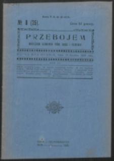 Przebojem. R. 3, z. 8=25 (1925)