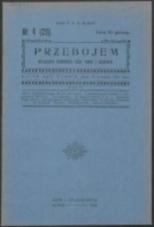 Przebojem. R. 4, z. 4=29 (1926)