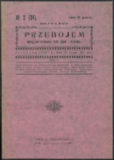 Przebojem. R. 5, z. 2=34 (1927)