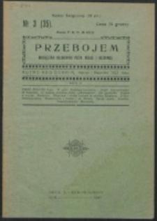 Przebojem. R. 5, z. 3=35 (1927)