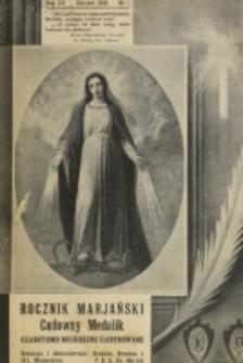 Rocznik Mariański. R. 12, nr 1 (1936)