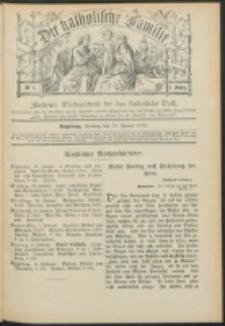 Die Katholische Familie. R. 7, no. 5 (1900)