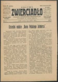 Krzywe Zwierciadło. R. 1, no. 4 (1924)