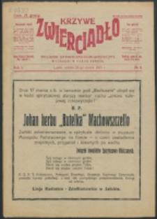 Krzywe Zwierciadło. R. 1, no. 6 (1924)