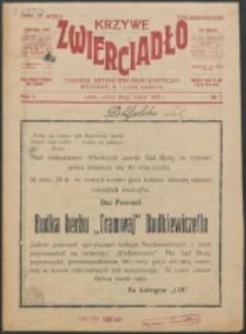 Krzywe Zwierciadło. R. 1, no. 7 (1924)