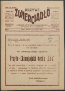 Krzywe Zwierciadło. R. 1, no. 8 (1924)
