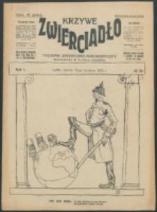 Krzywe Zwierciadło. R. 1, no. 10 (1924)