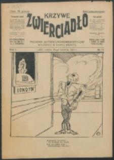 Krzywe Zwierciadło. R. 1, no. 11 (1924)