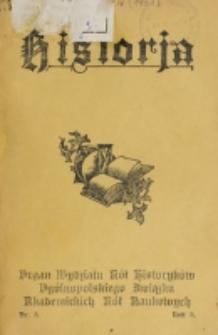 Historja. R. 3, nr 3 (1933)