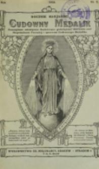 Rocznik Mariański. R. 9, nr 5 (1933)