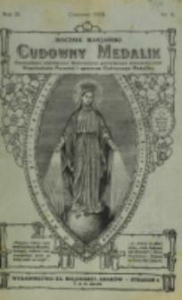 Rocznik Mariański. R. 9, nr 6 (1933)