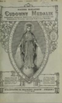 Rocznik Mariański. R. 9, nr 7/8 (1933)