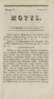Motyl. nr 2 (4 marca 1828)