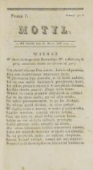 Motyl. nr 7 (19 marca 1828)