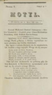 Motyl. nr 8 (22 marca 1828)